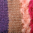 Stock Photo: Wool sweater texture
