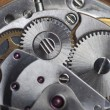 Watch gears close up — Stock Photo #2647957
