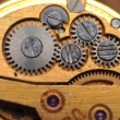 Watch gears close up — Stock Photo #2647967