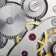 Watch gears close up — Stock Photo #2647992