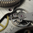 Watch gears close up — Stock Photo #2648008
