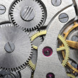 Old watch gears close up — Stock Photo #2648026