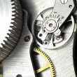 Watch gears close up — Stock Photo #2648043