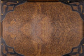 Background of wooden plate — Stock Photo