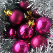 Christmas balls — Stock Photo #2653234