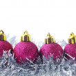 Christmas balls — Stock Photo #2653390