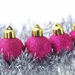 Christmas balls — Stock Photo #2653449