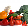 Vegetables on table — Stock Photo #2657701