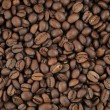 Coffee beans close up — Stock Photo