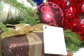 圣诞礼物 — 图库照片