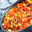 Ragout with meat - Foto de Stock