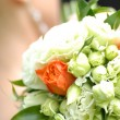 Bouquet from roses — Stock Photo