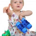 Little girl — Stock Photo #2674303