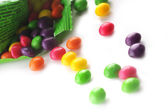 Many color candy — Stock Photo
