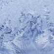 Frosty pattern - Stock Photo