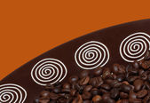 Arabica coffee beans — Stock Photo
