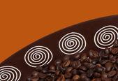 Arabica coffee beans — Stock Photo