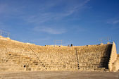 Ancient amphitheatre — Stock Photo