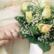 Wedding bouquet - Stockfoto