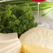 Royalty-Free Stock Photo: Assorted cheese