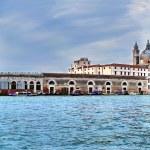 Santa Maria della Salute church, Venice — Stock Photo #2643577