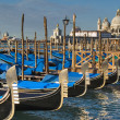 Santa Maria della Salute, Venice — Stock Photo