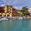 Rcca Scaligieri, Sirmione, Ital — Stock Photo