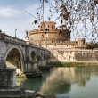 Castel Sant&#039; Angelo - Stock Photo