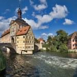 Bamberg Altes Rathaus — Stock Photo #2679600