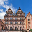 Friedrichsbau, Heidelberg Castle - Stock Photo