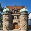 Stock Photo: Town Gate, Nuremberg