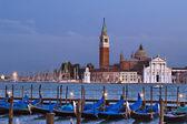San Georgo church in Venice — Stock Photo