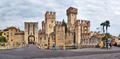 Sirmione Castle, Italy — Stock Photo