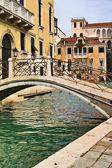 Canal in Venice — Stockfoto