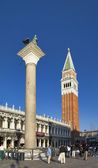 Campanile in Venice — Stock Photo