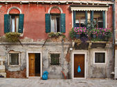 House in Venice — 图库照片
