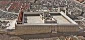 Model of Jerusalem Temple — Stock Photo