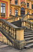 Palace stairs — Stock Photo