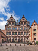 Friedrichsbau, Heidelberg Castle — Stock Photo