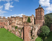 Heidelberg Schloss — Stock Photo
