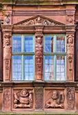 Mannerism style window — Stock Photo