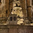 Stock Photo: Virtues fountain, Nuremberg