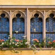 Windows in Regensburg - Stock Photo