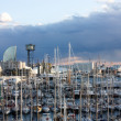 The port of Barcelona — Stock Photo #2657277