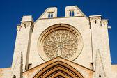 外立面。大教堂的塔拉戈纳. — 图库照片