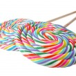 Stock Photo: Lolly pop perspective