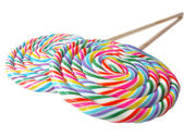 Lolly pop perspective — Stock Photo