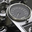 Large Motor Cycle speedometer Dial — Stock Photo