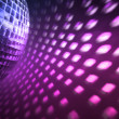 Disco lights backdrop - Foto Stock