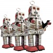 Robots — Stock Photo #2645082